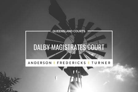 Dalby Magistrates Court