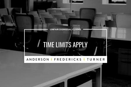 Unfair Dismissal Claim Time Limits