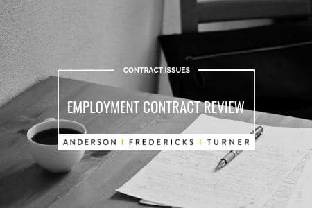 Employment Contract Review