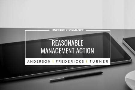 Reasonable Management Action