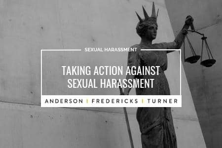 Taking Action Against Sexual Harassment