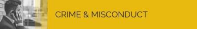 Crime & Misconduct Lawyers Sunshine Coast