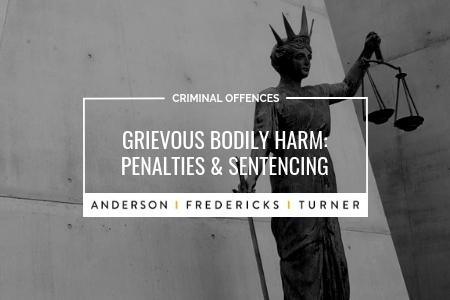 Grievous Bodily Harm: Penalties and Sentencing in Queensland